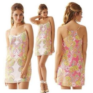 Lilly Pulitzer Hotty Toddy Pink Dusk Dress